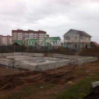 Фундамент на Ж/Б плите в Нижнем Тагиле