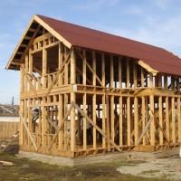 Каркасные дома производство и продажа